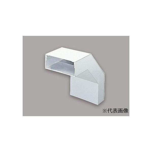 マサル工業 外大マガリ 3010 ミルキーホワイト W300.0mm×H100.0mm×L450.0mmt:4.0mm LDS2323 1個