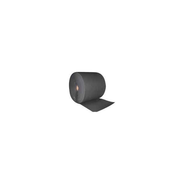 クリーンテックス・ジャパン 疲労軽減マット ロールタイプ ブラック 60×1066cm ORTHOMAT 1枚