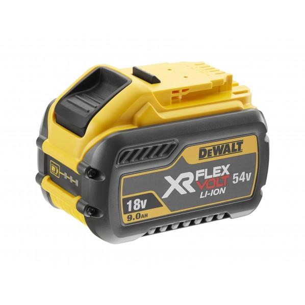 DEWALT(デウォルト) 54V/18Vフレックスボルトバッテリー DCB547-JP 1個