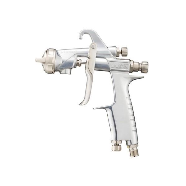 ANEST IWATA スプレーガン ノズル口径:φ1.0mm、塗料噴出量:95ml/min WIDER1-10E1G 1個