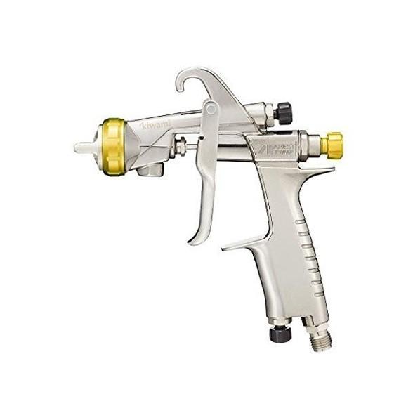 ANEST IWATA スプレーガン ノズル口径:φ1.3mm、塗料噴出量:140ml/min KIWAMI-1-13B4 1個