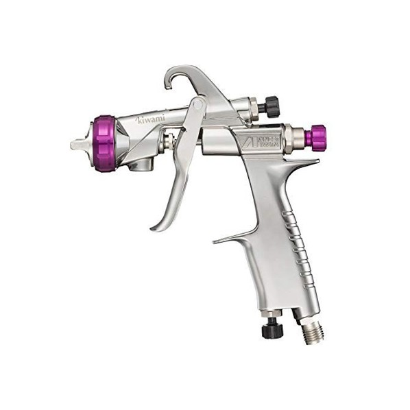 ANEST IWATA スプレーガン ノズル口径:φ1.3mm、塗料噴出量:140ml/min KIWAMI-1-13B10 1個