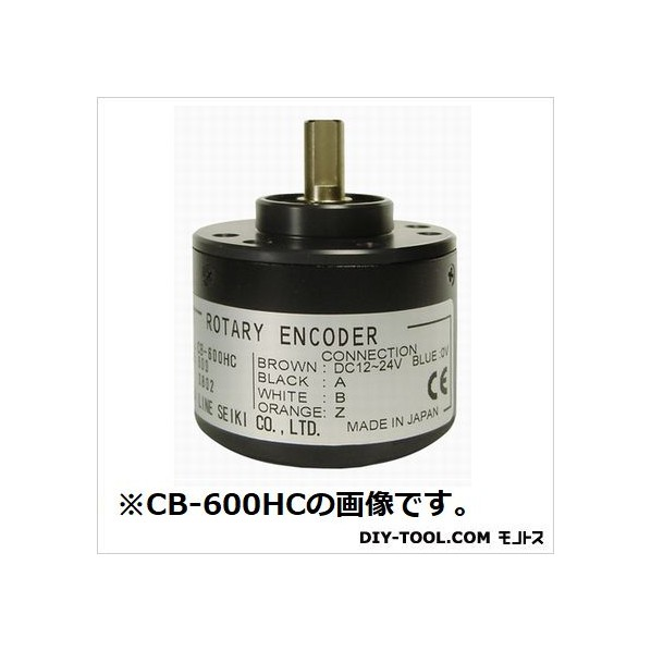 ライン精機 ロータリーエンコーダ φ38mm CB-1024HC 1台