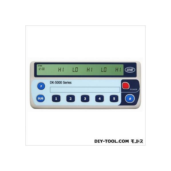 ライン精機 電子数取器 1台 セールSALE%OFF 予約販売品 DK-5005D