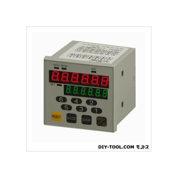 ライン精機 電子プリセットカウンタ 72X72X77mm E21-411 1台