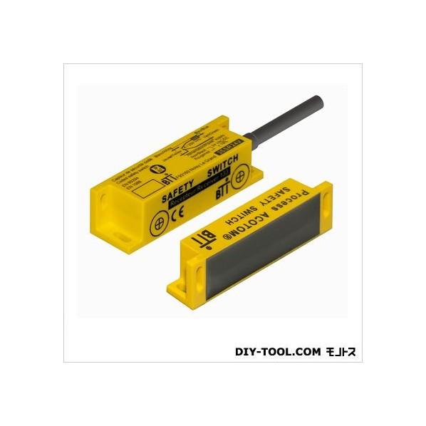 ライン精機 非接触セーフティスイッチ 送信ユニット92.2×24.5×16.5mm、受信ユニット92.2×24.5×25mm FURTIF 2SSR24BX CODE001 1台