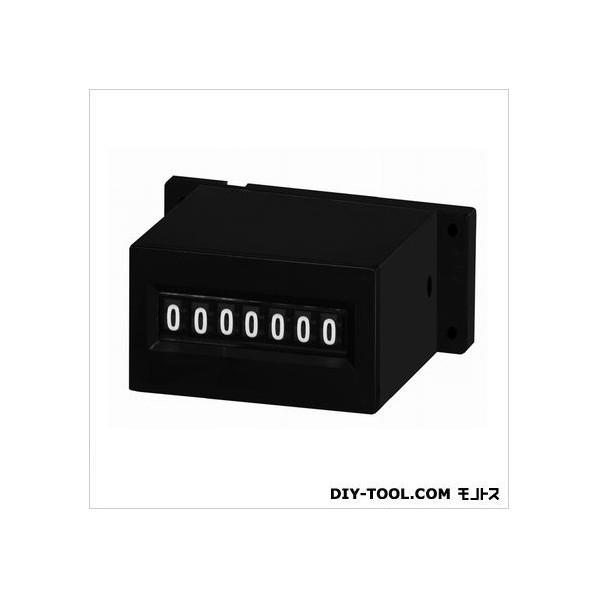 ライン精機 電磁カウンタ/リセットナシ MCU-7C-100 1台
