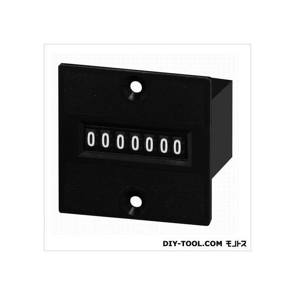 ライン精機 電磁カウンタ/リセットナシ MCU-7P-100 1台