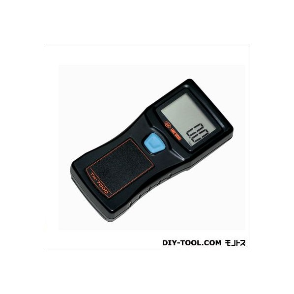 ライン精機 非接触式ハンドタコメータ 125(H)×58(W)×27.4(D)mm TM-7000 1台