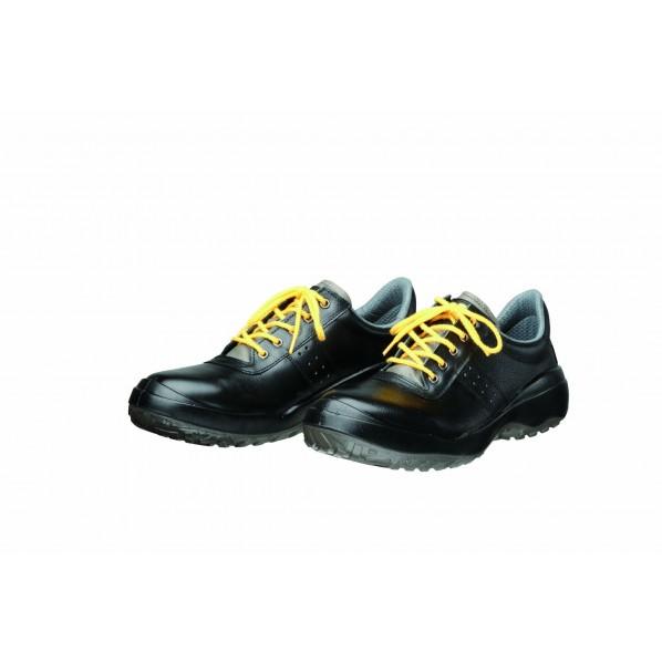 ドンケル ダイナスティコンフォート安全靴(ヒモ)発泡ポリウレタン2層底 耐滑 静電 ブラック 28.0cm DC801 静電 1足