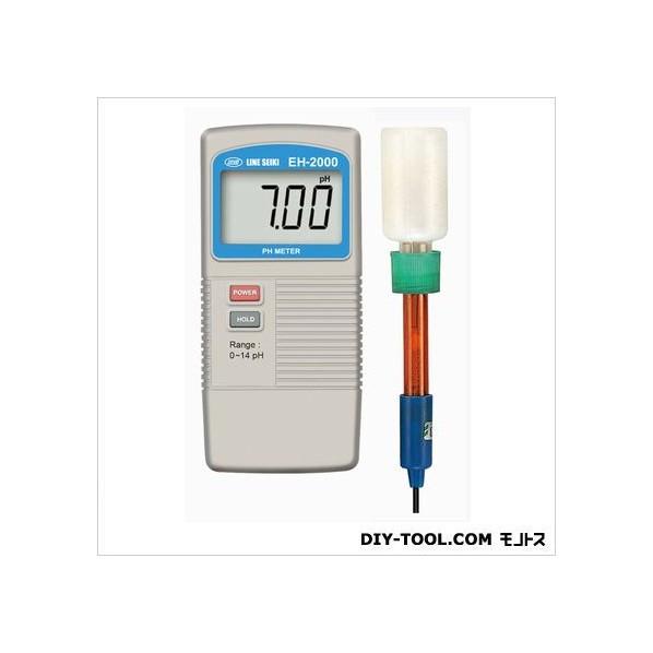 ライン精機 デジタルPH計 EH-2000 1台