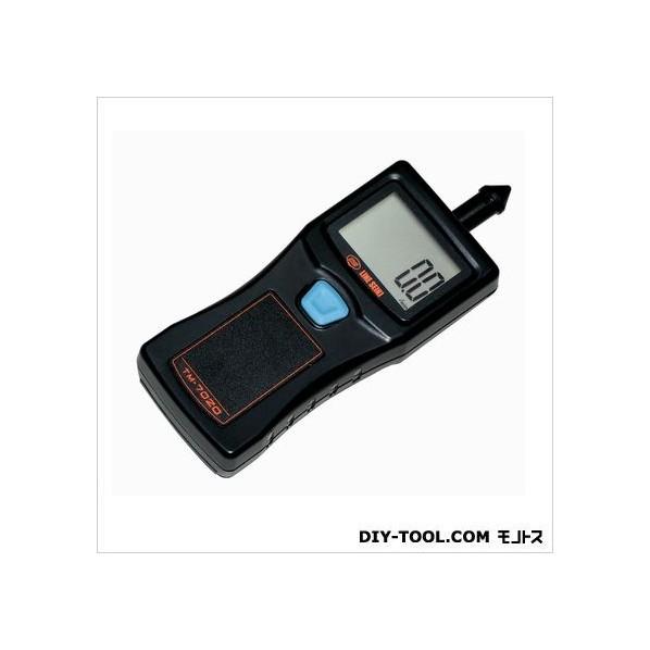 ライン精機 接触式ハンドタコメータ 144(H)×58(W)×36(D)mm TM-7020 1台