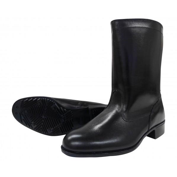 ミドリ安全 ドンケル 作業靴 半長靴 24.0 EEE 1個