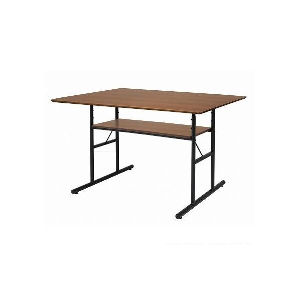 anthem アンセム LDテーブル(LD Table) W1200×D750×H720(660)mm ANT-3049BR 1台