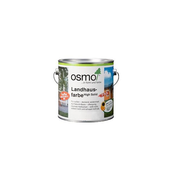 オスモカラー カントリーカラープラス ホワイト 2.5L 2101 1缶