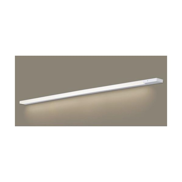 パナソニック LEDスリムラインライト電源投入温白色 高さ×幅×奥行(cm):5.1×6.9×132 LGB51361XG1 1台