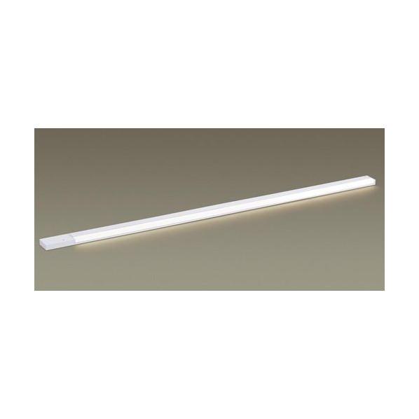 パナソニック LEDスリムラインライト電源投入温白色 高さ×幅×奥行(cm):5.1×6.9×132 LGB51261XG1 1台