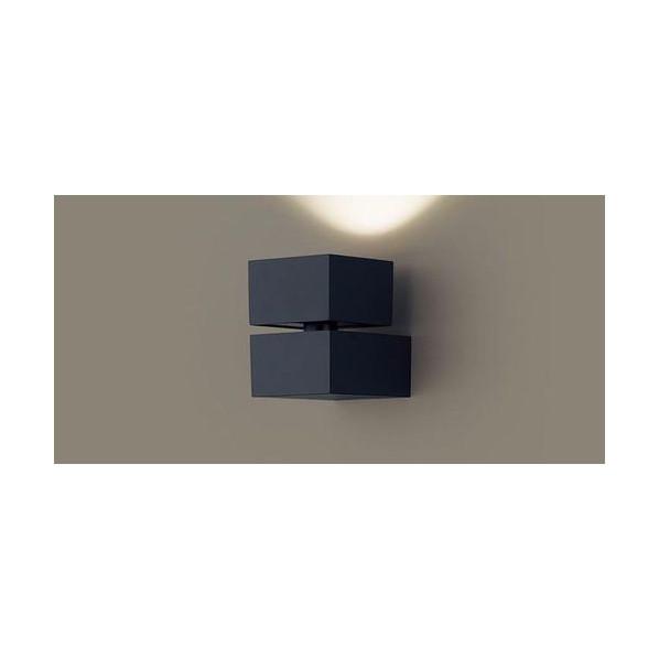 パナソニック LEDブラケット(電球色) ブラック LGB84378LE1