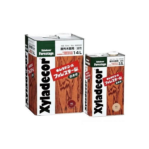 キシラデコール フォレステージ スプルース #315 1缶