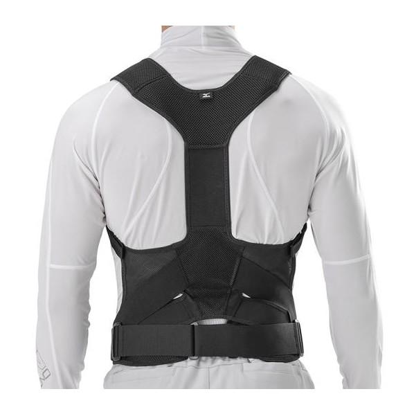 MIZUNO 腰部骨盤ベルト 上半身帯付きタイプ F3JKB90109M-L 1着