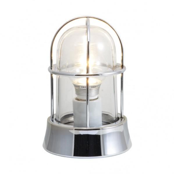 ゴーリキアイランド マリンランプ BH1000 CR CL LE 銀色 幅119×高さ175×奥行119mm 700202 1個