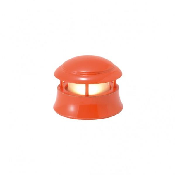 ゴーリキアイランド マリンランプ BH1010MINI LOW OR FR LE オレンジ 底部直径88×高さ60mm 750139 1個
