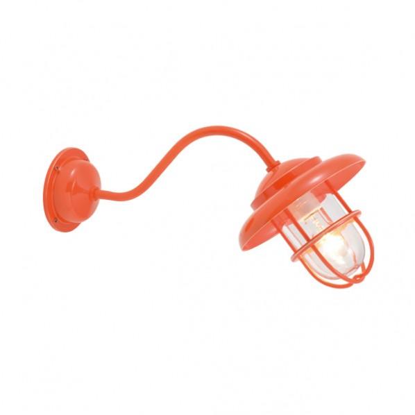 ゴーリキアイランド マリンランプ(ポーチライト)BT1760 OR CL オレンジ 幅136×高さ145×奥行325mm 750296 1個