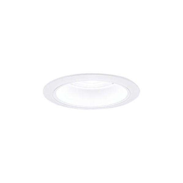 Panasonic/パナソニック LEDダウンライト 本体 350形 φ100 ホワイト反射板 広角 白色 NDN46301W 1台