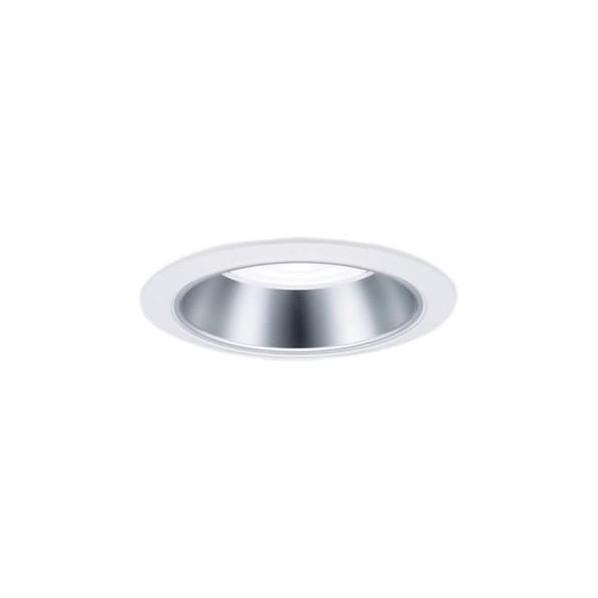 Panasonic/パナソニック LEDダウンライト 本体 350形 φ100 銀色鏡面反射板 広角 温白色 NDN46302S 1台