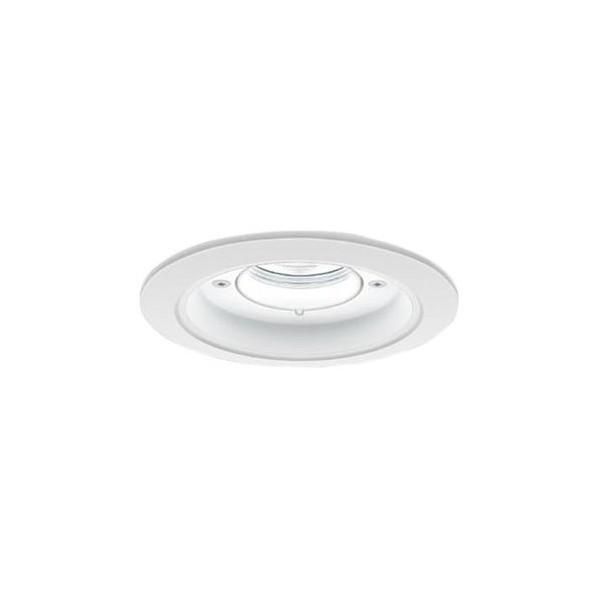 Panasonic/パナソニック 軒下用LEDダウンライト 60~250形 φ100 ホワイト 拡散 温白色 NDW27307W 1台