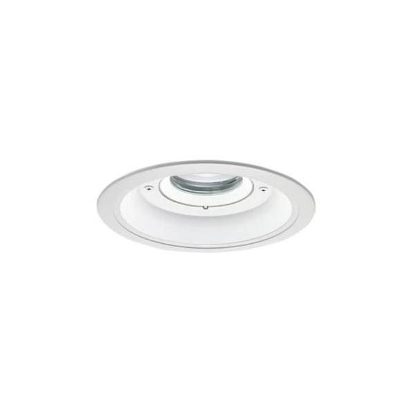 Panasonic/パナソニック 軒下用LEDダウンライト 60~250形 φ150 ホワイト 広角 電球色 NDW27603W 1台