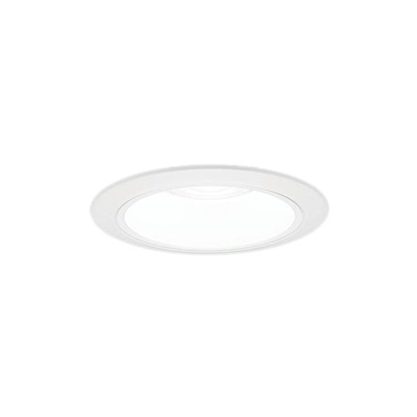 Panasonic/パナソニック LEDダウンライト 本体 350形 φ125 ホワイト反射板 広角 白色 NDN46531W 1台
