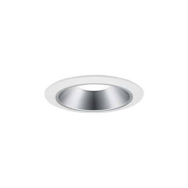 Panasonic/パナソニック LEDダウンライト 本体 550形 φ125 銀色鏡面反射板 広角 電球色 NDN66533S 1台