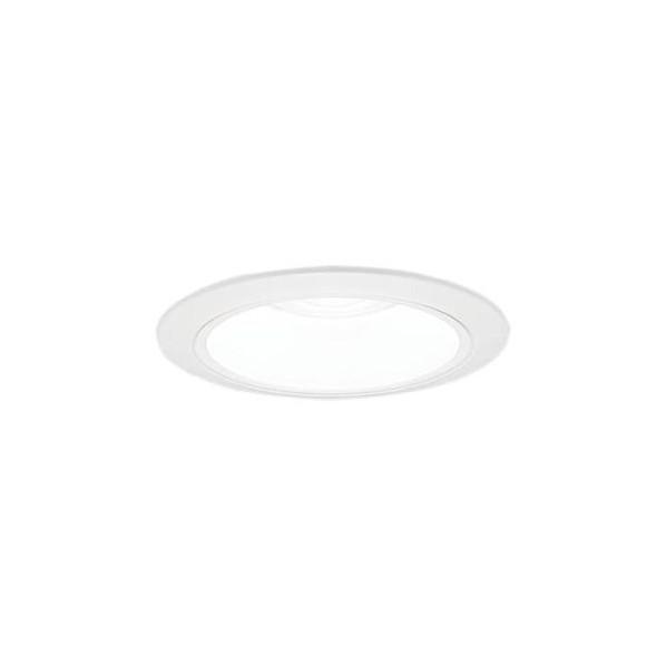 Panasonic/パナソニック LEDダウンライト 本体 550形 φ125 ホワイト反射板 広角 電球色 NDN66533W 1台