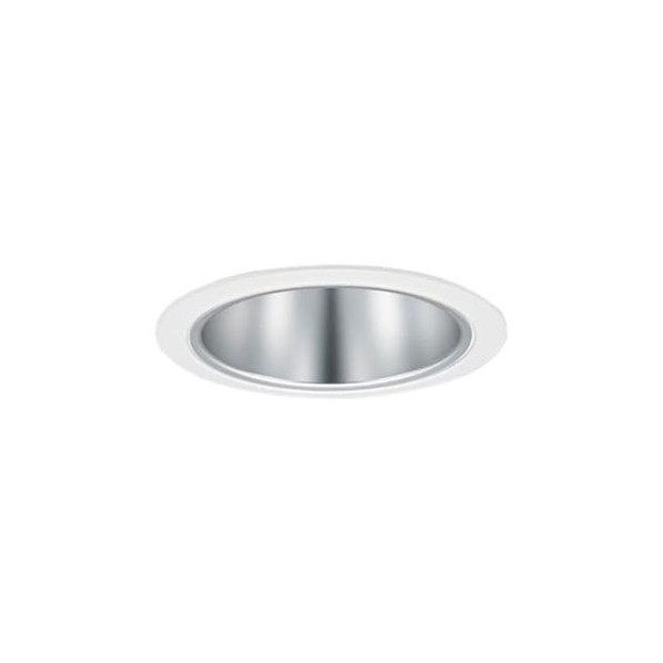 Panasonic/パナソニック LEDダウンライト 本体 550形 φ125 銀色鏡面反射板 広角 昼白色 NDN66540S 1台