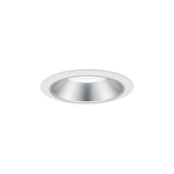 Panasonic/パナソニック LEDダウンライト 本体 550形 φ150 銀色鏡面反射板 広角 白色 NDN66631S 1台