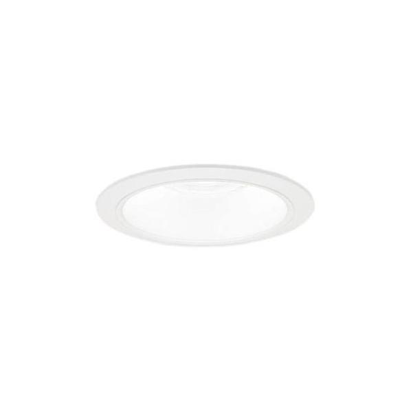 Panasonic/パナソニック LEDダウンライト 本体 550形 φ150 ホワイト反射板 広角 白色 NDN66631W 1台