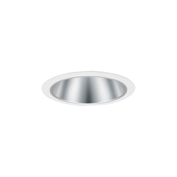Panasonic/パナソニック LEDダウンライト 本体 550形 φ150 銀色鏡面反射板 広角 温白色 NDN66642S 1台
