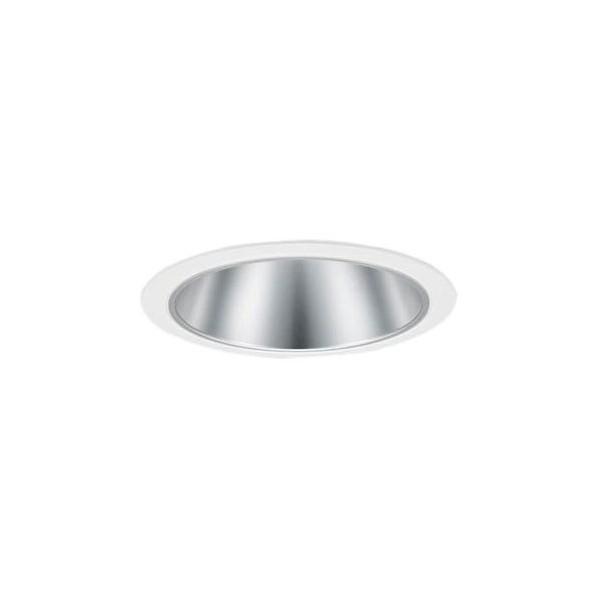 Panasonic/パナソニック LEDダウンライト 本体 550形 φ150 銀色鏡面反射板 広角 電球色 NDN66643S 1台