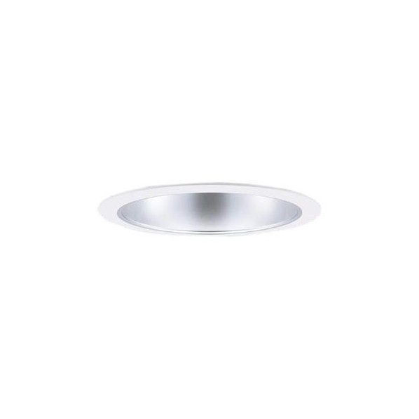 Panasonic/パナソニック LEDダウンライト 本体 550形 φ200 銀色鏡面反射板 広角 白色 NDN66831S 1台
