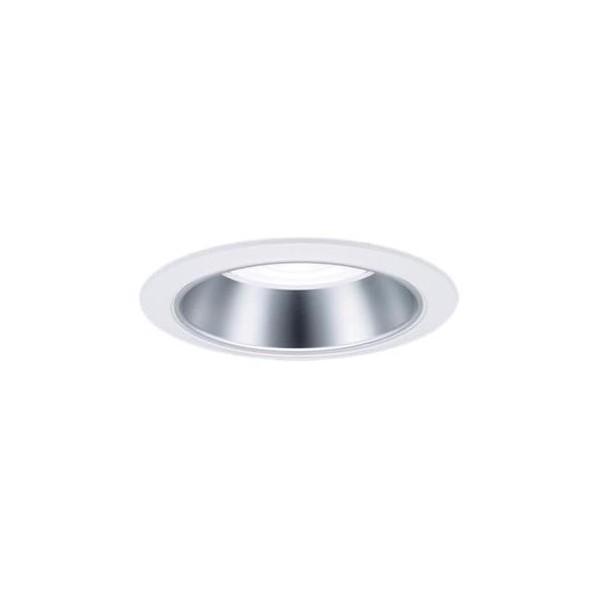 Panasonic/パナソニック LEDダウンライト 本体 250形 φ100 銀色鏡面反射板 拡散 温白色 NDN27357S 1台