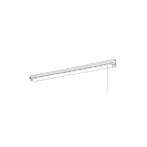 Panasonic/パナソニック 直付型直管LEDランプ搭載ベースライト 2灯用 プルスイッチ付 調光 NNF41245CLT9 1台