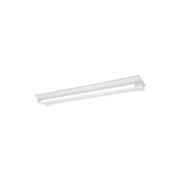 Panasonic/パナソニック 直付型直管LEDランプ搭載ベースライト 2灯用 リニューアル向け器具 非調光 NNF42040JLE9 1台