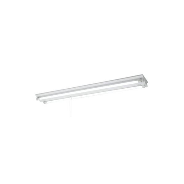 Panasonic/パナソニック 直付型直管LEDランプ搭載ベースライト 2灯用 プルスイッチ付 非調光 NNF42045JLE9 1台