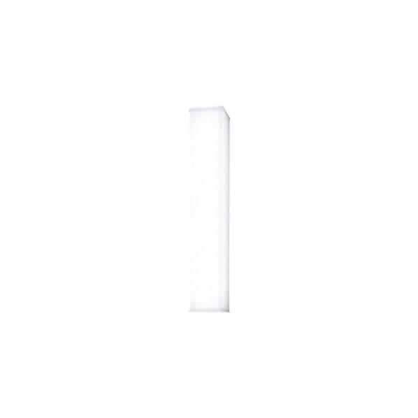 Panasonic/パナソニック 防湿型・防雨型照明器具 ウォールライト 20形 定格出力型 ステンレス製 昼白色 NNFW21800CLE9 1台