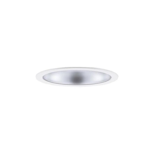 Panasonic/パナソニック LEDダウンライト 本体 750形 φ250 銀色鏡面反射板 広角 白色 NDN86931S 1台