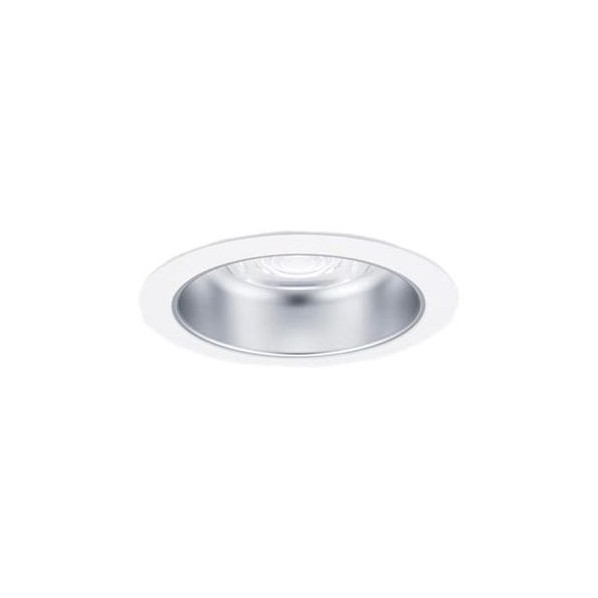 Panasonic/パナソニック LEDダウンライト 本体 1500形 φ150 銀色鏡面反射板 拡散 昼白色 NDN97625SK 1台