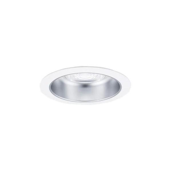 Panasonic/パナソニック LEDダウンライト 本体 2000形 φ200 銀色鏡面反射板 拡散 白色 NDN97866SK 1台