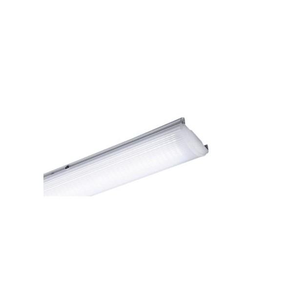 Panasonic/パナソニック 一体型LEDベースライト ライトバー 集光プリズムタイプ 40形 3200lm 非調光 昼白色 NNL4300SNTLE9 1台