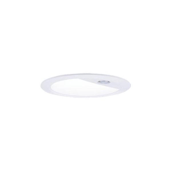 Panasonic/パナソニック LEDシンプルセルコンダウンライト φ100 60~200形 ひとセンサ付 電球色 NNS20323W 1台